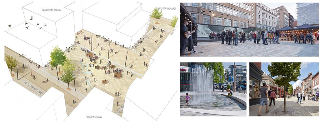Visualisation of Public Square